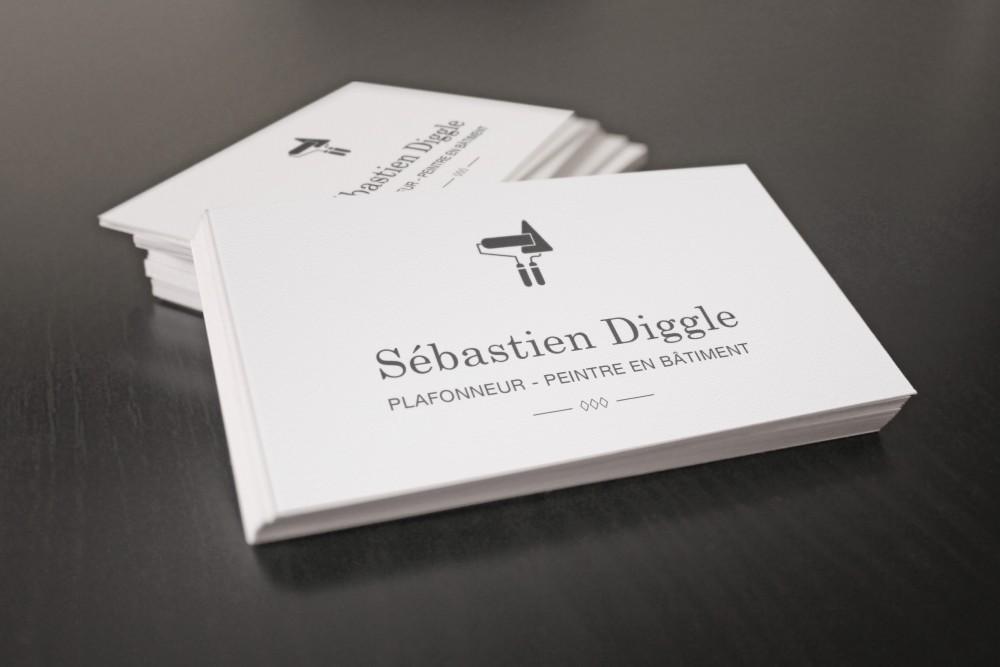 Business card | Archibald studio | Studio Créatif – Web & Graphisme