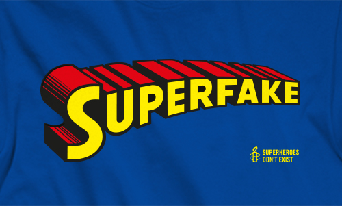 superfake Amnesty International
